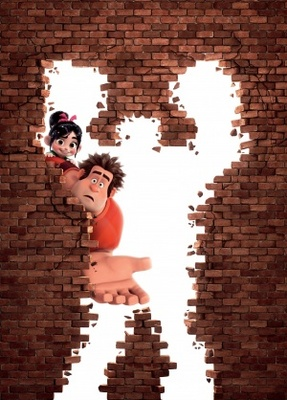 Wreck-It Ralph movie poster (2012) poster MOV_05a867ac