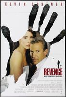 Revenge movie poster (1990) picture MOV_05af70b8