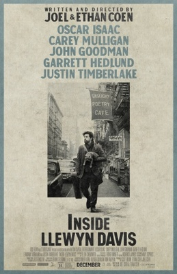 Inside Llewyn Davis movie poster (2013) poster MOV_05b30096