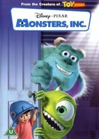 Monsters Inc movie poster (2001) picture MOV_05c26244