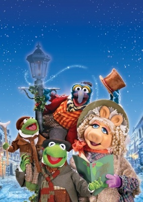 The Muppet Christmas Carol movie poster (1992) poster MOV_05cc03f8