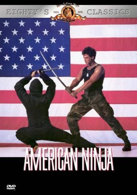 American Ninja movie poster (1985) poster MOV_05d1f0f1