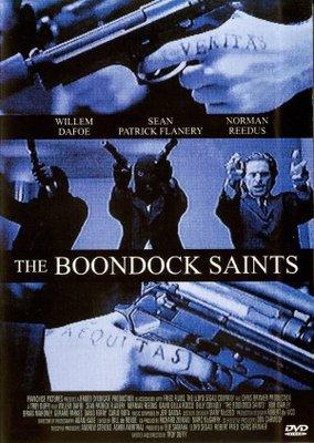 The Boondock Saints movie poster (1999) poster MOV_05e1e3ab