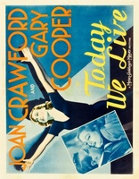 Today We Live movie poster (1933) picture MOV_05e5dc40
