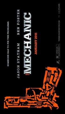 The Mechanic movie poster (2011) poster MOV_05ea504b