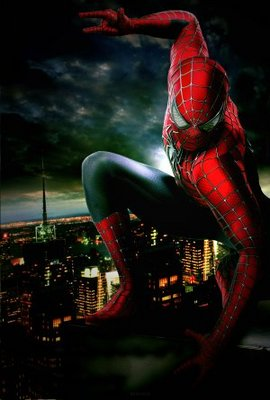 Spider-Man movie poster (2012) poster MOV_05eaaaed