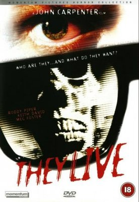They Live movie poster (1988) poster MOV_05f6f8ea