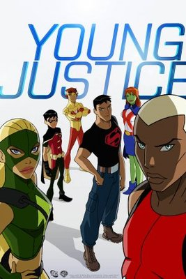Young Justice movie poster (2010) poster MOV_05fe1d2a