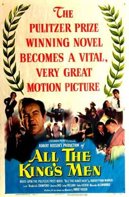 All the King's Men movie poster (1949) poster MOV_0608f521