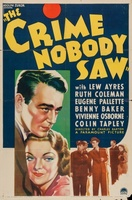 The Crime Nobody Saw movie poster (1937) picture MOV_06103d07