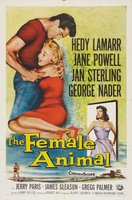 The Female Animal movie poster (1958) picture MOV_06158683
