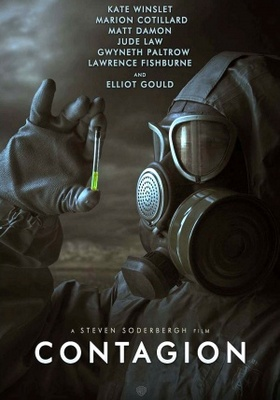 Contagion movie poster (2011) poster MOV_061a3646