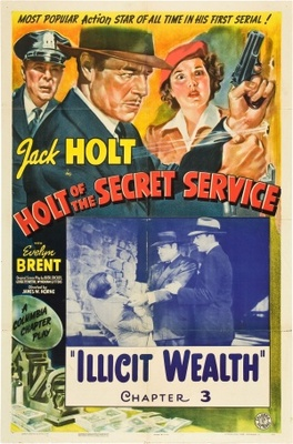 Holt of the Secret Service movie poster (1941) poster MOV_061ccf0e
