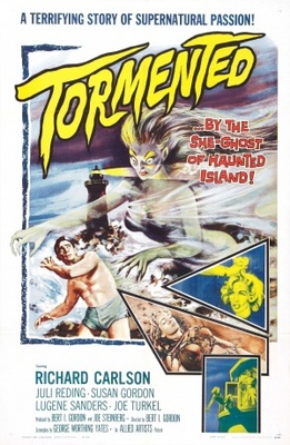 Tormented movie poster (1960) poster MOV_0625b790