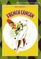 French Cancan movie poster (1955) picture MOV_0626cc96