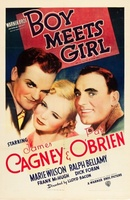 Boy Meets Girl movie poster (1938) picture MOV_0628d9b3