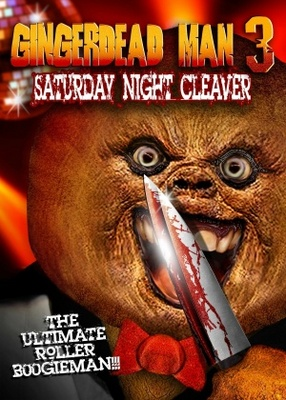 Gingerdead Man 3: Saturday Night Cleaver movie poster (2011) poster MOV_0629eb14