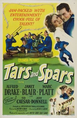 Tars and Spars movie poster (1946) poster MOV_062f5b12