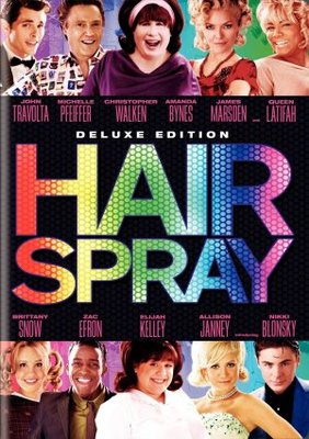 Hairspray movie poster (2007) poster MOV_0631623c