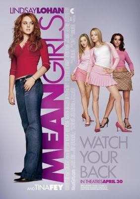 Mean Girls movie poster (2004) poster MOV_0631bd31