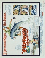 Flipper's New Adventure movie poster (1964) picture MOV_063352c8