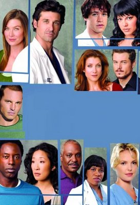 Grey's Anatomy movie poster (2005) poster MOV_06340be9