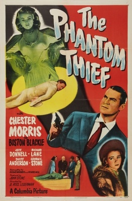 The Phantom Thief movie poster (1946) poster MOV_063f4a44