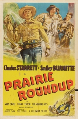 Prairie Roundup movie poster (1951) poster MOV_063fb37f