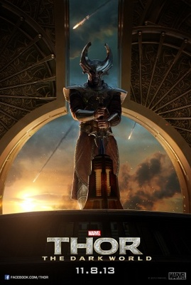 Thor: The Dark World movie poster (2013) poster MOV_06400be8