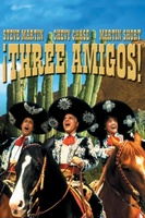 ¡Three Amigos! movie poster (1986) picture MOV_06403575