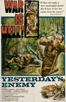 Yesterday's Enemy movie poster (1959) picture MOV_06483ece
