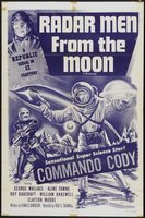 Radar Men from the Moon movie poster (1952) picture MOV_064f66f8