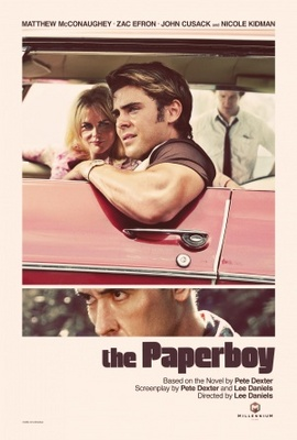 The Paperboy movie poster (2012) poster MOV_06554ea5