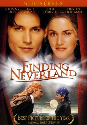 Finding Neverland movie poster (2004) poster MOV_06588483