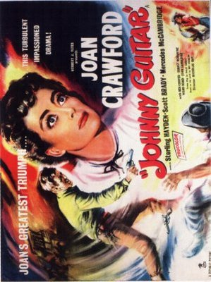 Johnny Guitar movie poster (1954) poster MOV_0659ef33