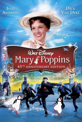 Mary Poppins movie poster (1964) poster MOV_0660fd42