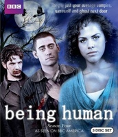 Being Human movie poster (2008) picture MOV_066268b1