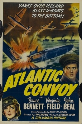 Atlantic Convoy movie poster (1942) poster MOV_06630efe