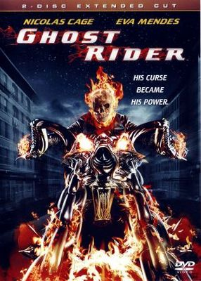 Ghost Rider movie poster (2007) poster MOV_06696894