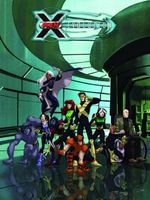 X-Men: Evolution movie poster (2000) picture MOV_066d599c