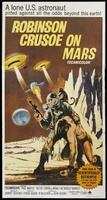 Robinson Crusoe on Mars movie poster (1964) picture MOV_067674b0