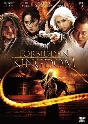 The Forbidden Kingdom movie poster (2008) poster MOV_067ad263