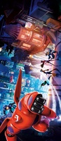 Big Hero 6 movie poster (2014) picture MOV_067bb5c4