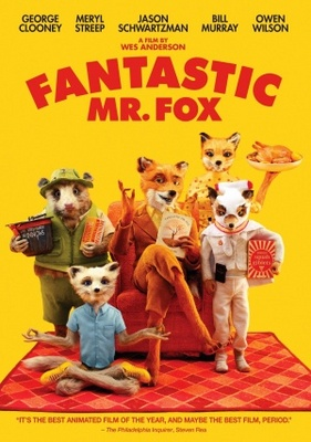 Fantastic Mr. Fox movie poster (2009) poster MOV_0684c5bf