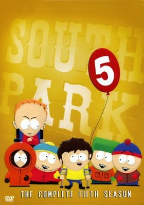 South Park movie poster (1997) poster MOV_06864405