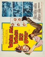 Wake Me When It's Over movie poster (1960) picture MOV_0686f9ad