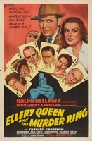 Ellery Queen and the Murder Ring movie poster (1941) picture MOV_068ad806