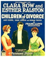 Children of Divorce movie poster (1927) picture MOV_068d374d