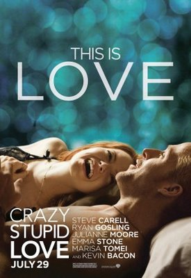 Crazy, Stupid, Love. movie poster (2011) poster MOV_069288fc