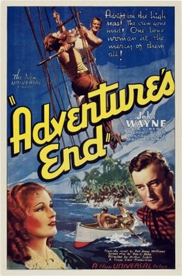 Adventure's End movie poster (1937) poster MOV_0693465e